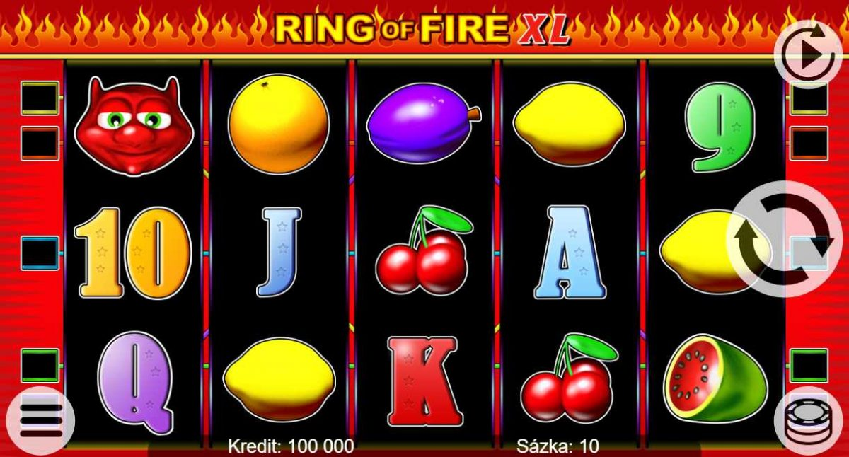 Ring of Fire XL